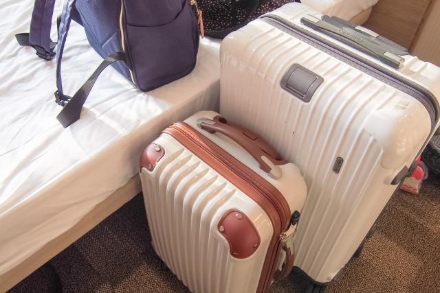 子連れ旅行の荷物