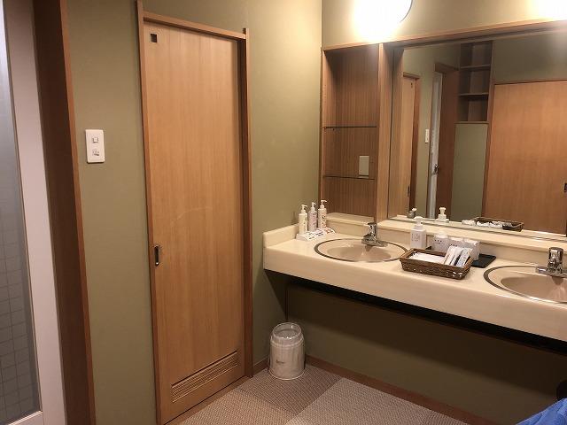 ホテル瑞鳳洗面所