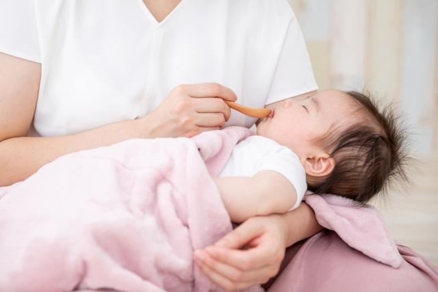 赤ちゃん白湯