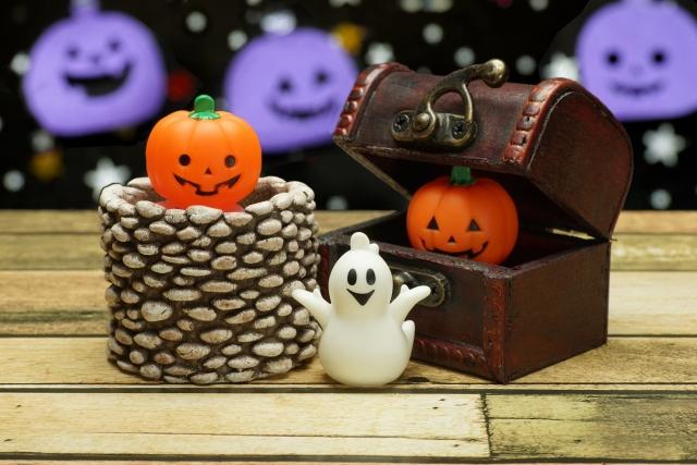 ハロウィン宝箱