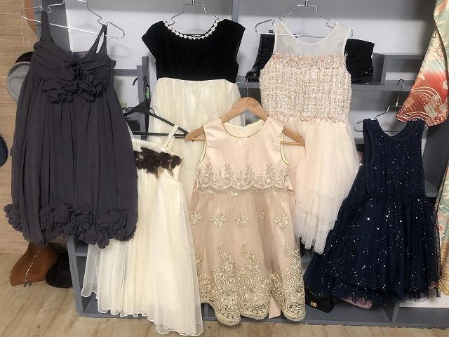 ライフスタジオのドレス