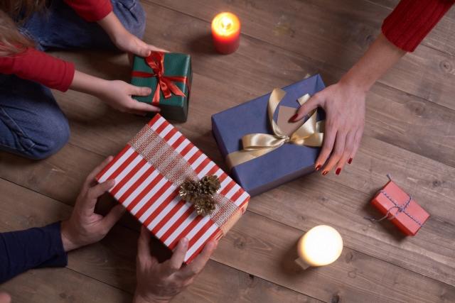 プレゼント交換