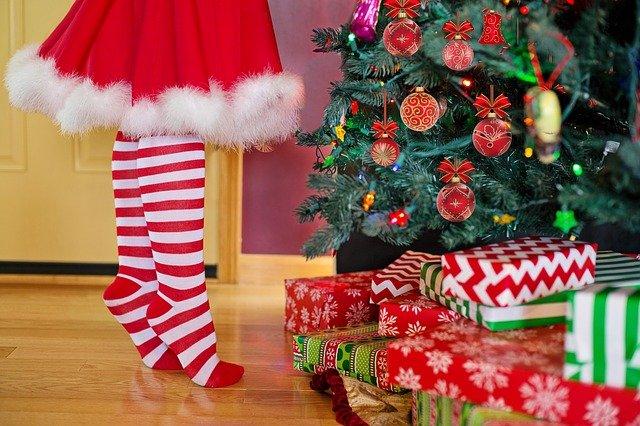 家族とのクリスマス