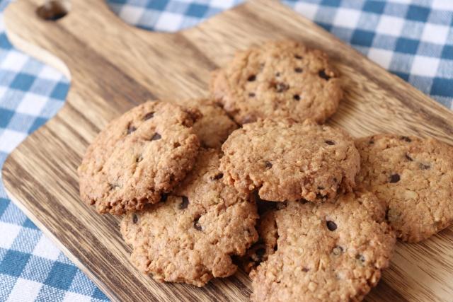 手作りクッキーの保存