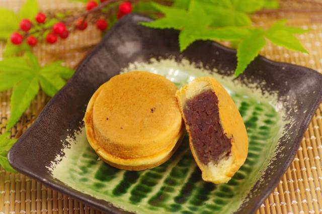 あんこを使った和菓子