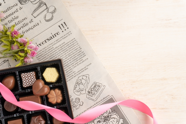 チョコレートアソート