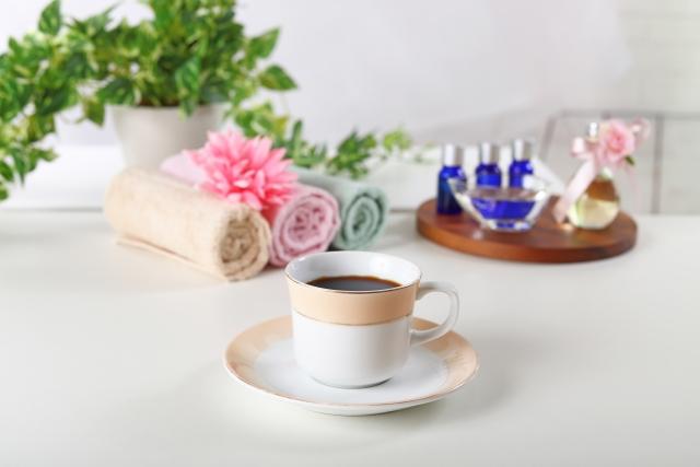 コーヒーとギフト