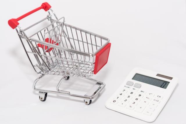 買い物とコスパ
